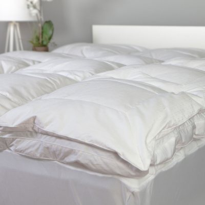 Homeluxe Luxury Feather Bed Various Sizes Sam S Club