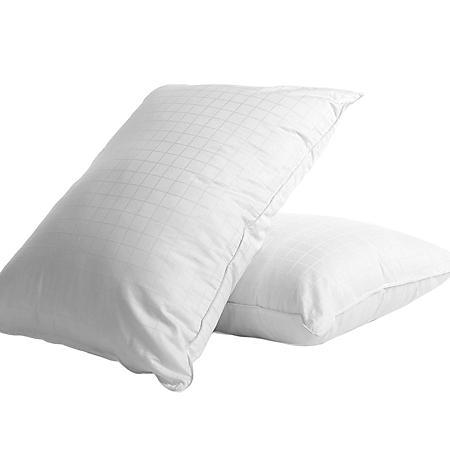 HomeLuxe Gel Fiber Pillow - Medium Firm - Various Sizes