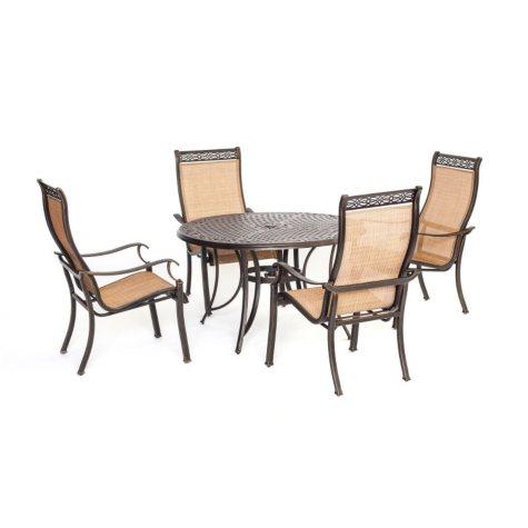 Manor 5-Piece Outdoor Dining Set