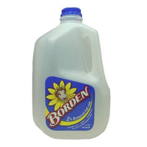 Borden 2% Reduced Fat Milk (1 gal.)