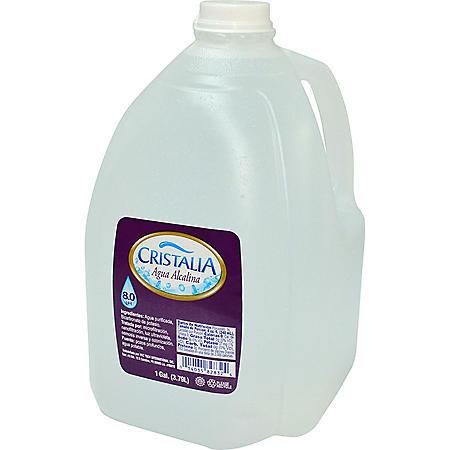 Cristalia Agua Alcalina (1gal / 3pk)