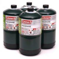 Coleman 16-oz. Propane Camping Cylinder (4 pk.)