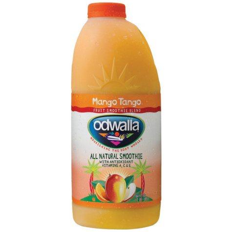 Odwalla Mango Tango Smoothie - 64oz