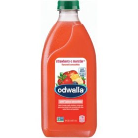 Odwalla Strawberry C Monster Juice Smoothie (59 fl. oz.)