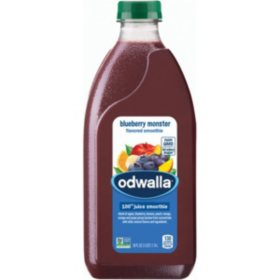 Odwalla Blueberry Monster Juice Smoothie (59 fl. oz.)