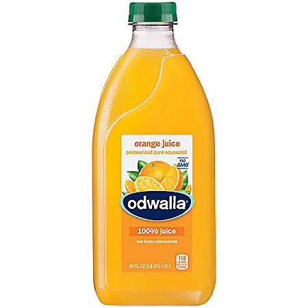 Odwalla Orange Juice (59 fl. oz.)