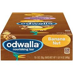 Odwalla Banana Nut Nourishing Bar (2 oz., 15 pk.)