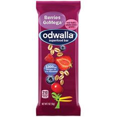 Odwalla Berries GoMega Superfood Bar (2 oz., 15 pk.)