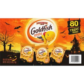 Goldfish Halloween Mulitpack (0.5 oz., 80 ct.)