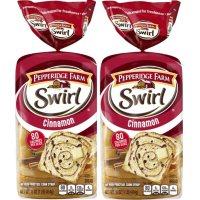 Pepperidge Farm Cinnamon Swirl Bread (2 pk., 32 oz.)