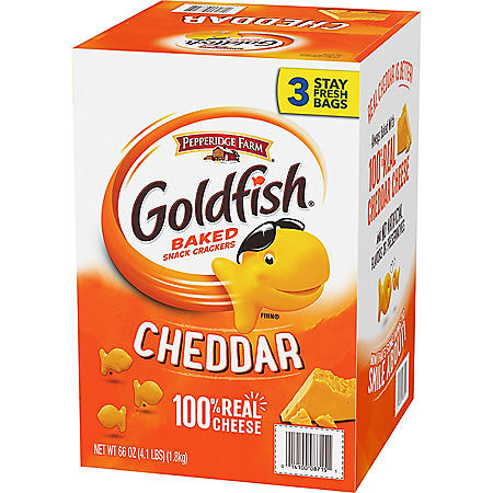 pepperidge farm goldfish crackers gluten free