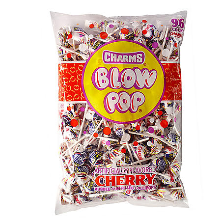 Charms Blow Pop Cherry (96 ct.)
