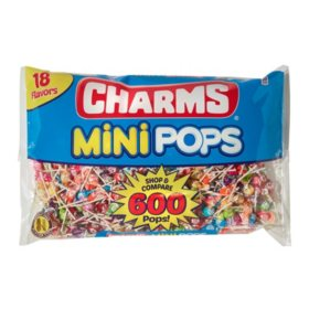 Charms Mini Pops (600 ct.)