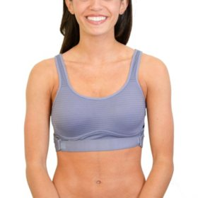 Layer 8 Ladies Adjustable Mesh Sports Bra