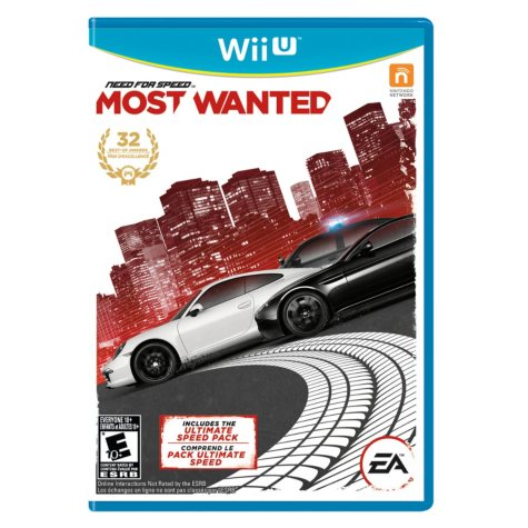 Need for Speed: Most Wanted - Wii U
