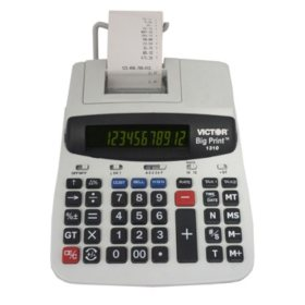 Victor 1310 Big Print™ Thermal Printing Calculator