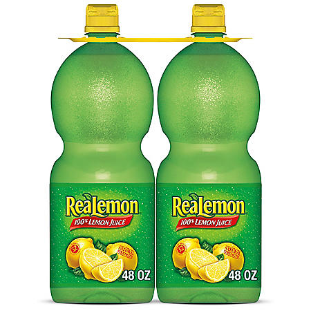 ReaLemon 100% Lemon Juice (48 fl. oz., 2 pk.)