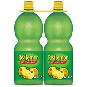 ReaLemon 100% Lemon Juice (48 fl. oz., 2 pk.)