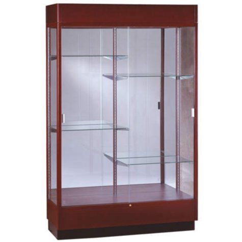 The Heritage 891 Series Display Case - Cordovan