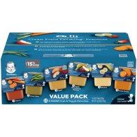 Gerber 2nd Foods Fruit & Veggie Value Pack 4 oz. 30 Ct Deals