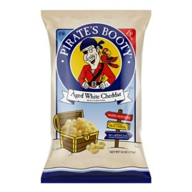 Pirate's Booty Aged White Cheddar Puffs (18 oz.)
