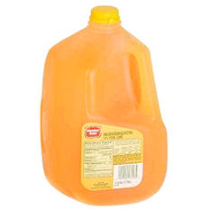 Meadow Gold Passion Orange Nectar Juice - 1 gal.