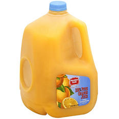 Meadow Gold 100% Orange Juice (1 gal.)
