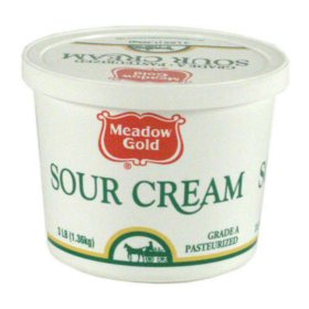 Meadow Gold Sour Cream (3 lbs.)