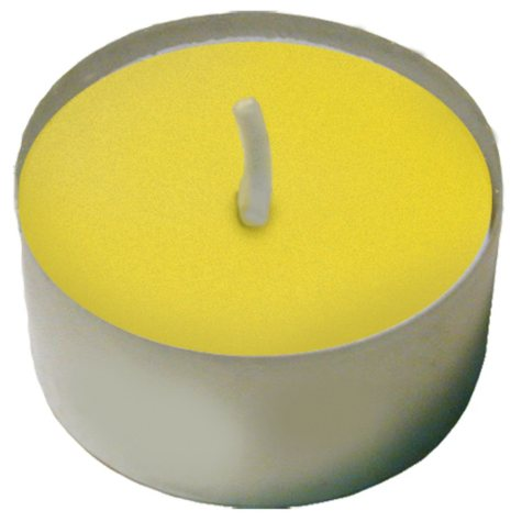 125 ct. Citronella Tea Light Candles