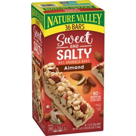 Nature Valley Sweet & Salty Nut Almond Granola Bars (36 ct.)