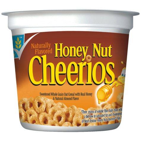 Honey Nut Cheerios Cereal (1.8 oz., 6 pk.)