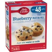 Betty Crocker Blueberry Muffin Mix (4 pk.)