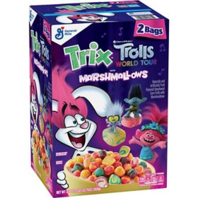 Trix Trolls with Marshmallows Cereal (32.75 oz., 2 pk.)