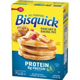 Bisquick Protein Pancake & Baking Mix (60 oz.)