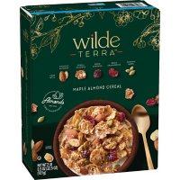Wilde Terra Cereal, Maple Almond (32.5 oz.)