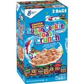 Sugar Cookie Toast Crunch (34.75 oz.)