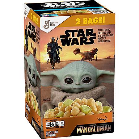 Star Wars The Mandalorian Cereal (33 oz., 2 pk.)
