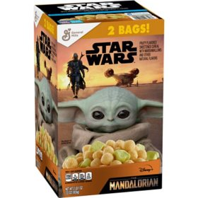 Star Wars The Mandalorian Cereal (33 oz., 2 pk.)