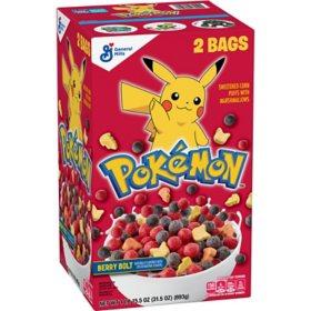 Pokémon Cereal, Berry Bolt (31.5 oz.)