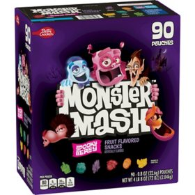 General Mills Monsters Mash Fruit Snacks (90 ct.)
