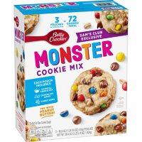 Betty Crocker Monster Cookie Mix (3 pk.)