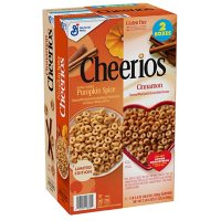 Cheerios Limited Edition , Pumpkin Spice and Cinnamon (2 pk.)