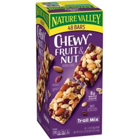 Nature Valley Fruit and Nut Chewy Granola Bars Trail Mix Snack Bars (48 ct.)