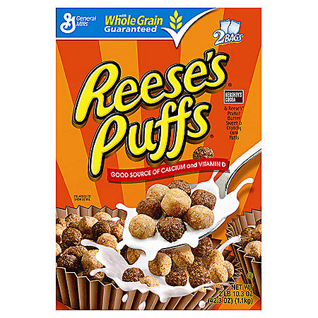 Reese's Puffs? Twin Pack - 42.3 oz.