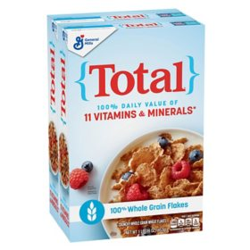Total Whole Grain Cereal (32 oz., 2 pk.)