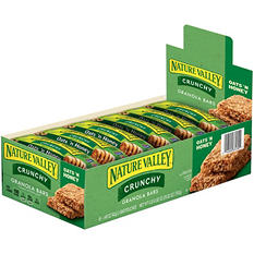 Nature Valley Oat 'n Honey Granola Bar (1.5 oz., 18 ct.)