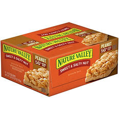 Nature Valley Sweet & Salty Nut Granola Bars (1.8 oz., 15 ct.)