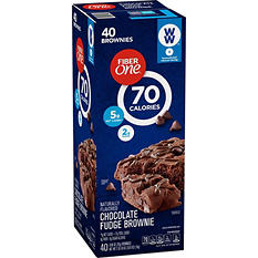 Fiber One Brownies Chocolate Fudge (40 ct.)
