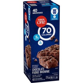 Fiber One Chocolate Fudge Brownies (0.89oz / 40pk)