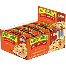 Nature Valley Almond Sweet and Salty Bars (1.2 oz., 16 ct.)